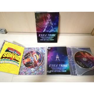 エグザイル トライブ(EXILE TRIBE)のEXILE TRIBE PERFECT YEAR ~THE REVOLUTION(ミュージック)