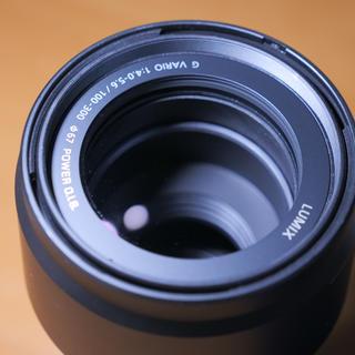 Panasonic - LUMIX G VARIO 100-300mm/F4.0-5.6 II