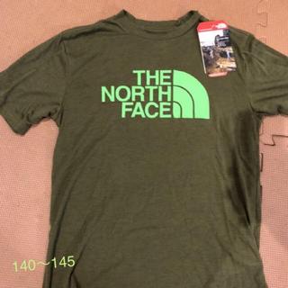 THE NORTH FACE - ノースフェイス M 140〜145 Tシャツ