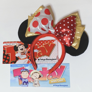 Disney - ミニーマウス カチューシャ
