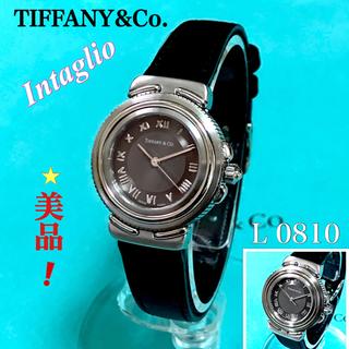 Tiffany & Co. - TIFFANY&Co/ティファニーレディース腕時計 インタリオ