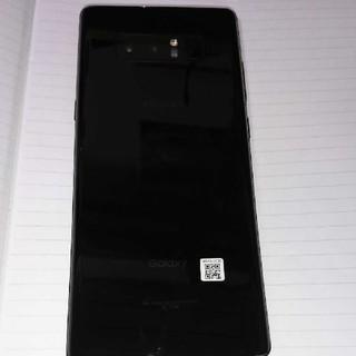 SAMSUNG - Galaxy note 8 docomo
