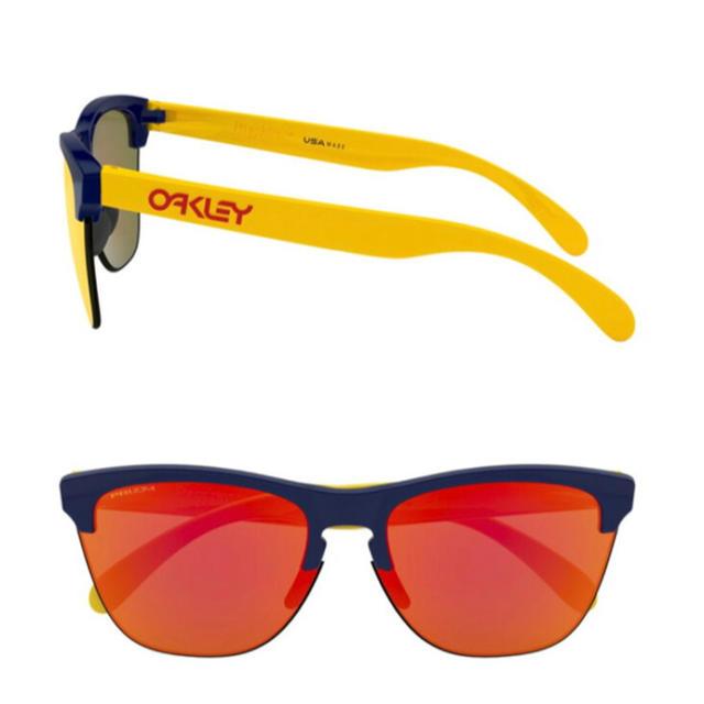 Oakley(オークリー)のoakleyFrogskins Lite Snapback Collection メンズのファッション小物(サングラス/メガネ)の商品写真