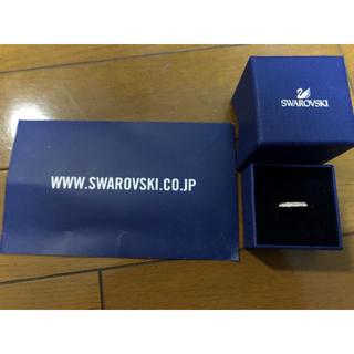 SWAROVSKI - スワロフスキー シルバー リング 指輪 サイズ48 7〜8号