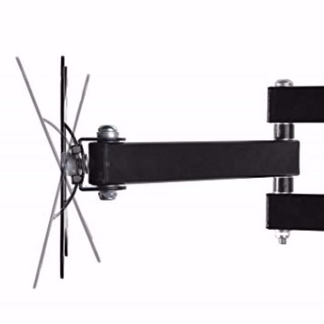 モニター テレビ壁掛け金具 10-30インチ ¥2,380 商品説明 角度調節  スマホ/家電/カメラのテレビ/映像機器(その他)の商品写真