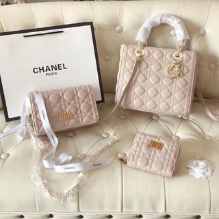 Dior - DIORショルダーバッグ可愛い 大人気 3点セット