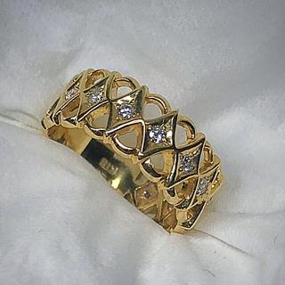 K18 ダイヤリング❣️18金指輪(リング(指輪))
