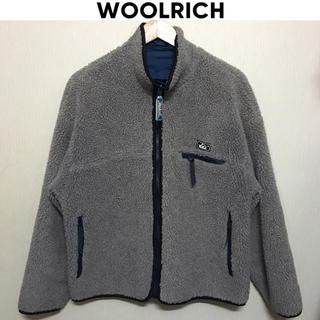 ウールリッチ(WOOLRICH)のWOOLRICH ボアジャケット リバーシブル ヴィンテージ フリース ブルゾン(ブルゾン)
