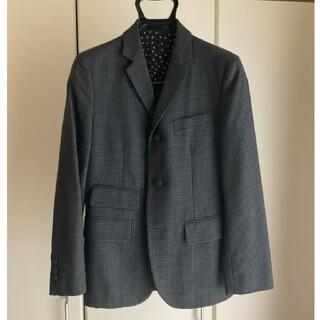 オアグローリー(or Glory)の【値下げ】blues dress  3つ釦テーラードジャケット  モッズスーツ(テーラードジャケット)