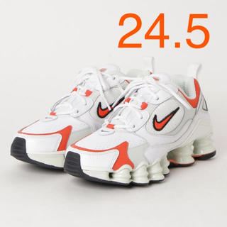 BEAUTY&YOUTH UNITED ARROWS - ナイキ NIKE W NIKE SHOX TL NOVA roku スニーカー