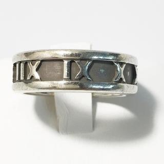 Tiffany & Co. - ティファニー アトラスリング SV925 シルバー