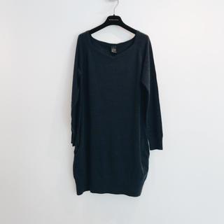 ダブルスタンダードクロージング(DOUBLE STANDARD CLOTHING)のDouble standard clothing ニット ワンピース 新品未使用(ひざ丈ワンピース)