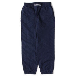 Supreme - supreme Paneled Warm Up Pant Black Mサイズ