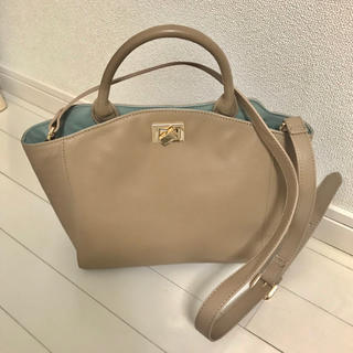 PAPILLONNER - 新品タグ付#パピヨネ#2wayオープニングショルダーバッグ