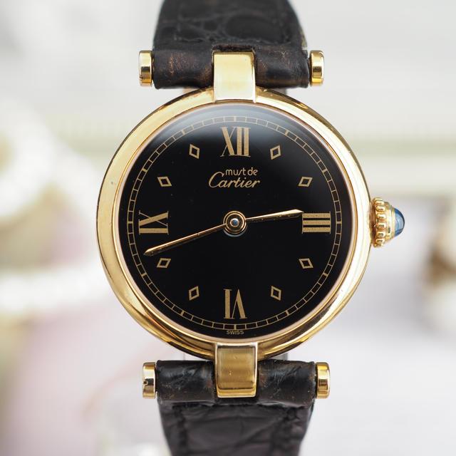 Cartier(カルティエ)の全純正✴︎カルティエ マスト ヴァンドーム メルヴェイユ✴︎ロレックス オメガ レディースのファッション小物(腕時計)の商品写真