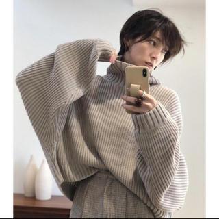 トゥデイフル(TODAYFUL)のtoday ful♡バルキーオーバーニット(ニット/セーター)