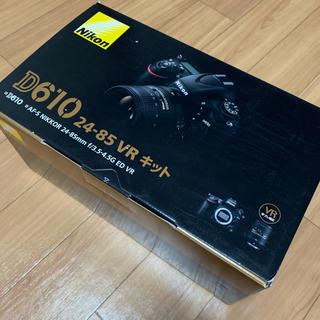 Nikon - Nikon デジタル一眼レフカメラ D610 24-85 VR レンズキット