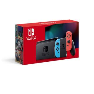 任天堂 - 新品未使用品 NintendoSwitch ネオンカラー