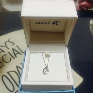 canal4℃ - canal 4℃ シルバーネックレス