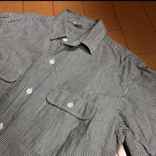 リーバイス(Levi's)のリーバイスストライプコットンシャツ(シャツ)