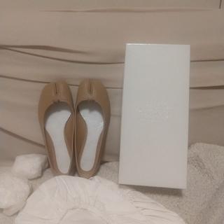 極美品 2020ss マルタンマルジェラ 足袋バレエ 36.5