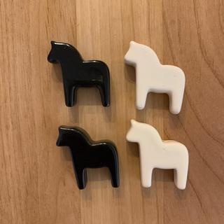 IKEA - IKEA お馬さん 箸置き 4個