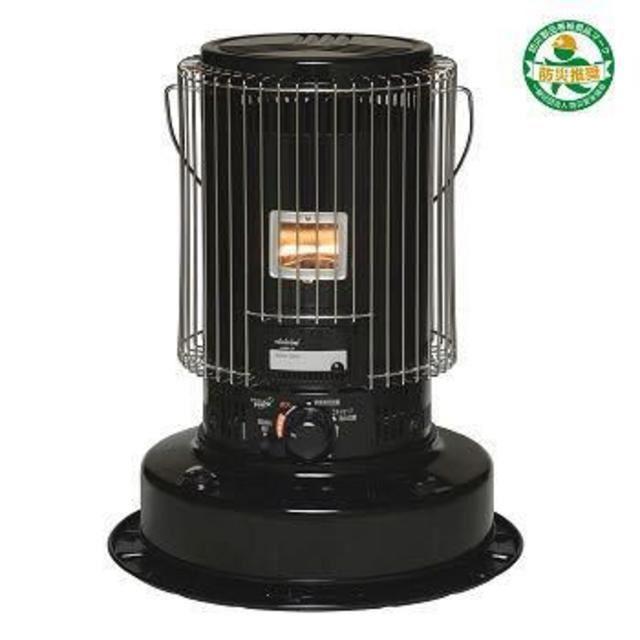 トヨトミ 大型石油ストーブ 対流型 ブラック KS-67H 新品 限定品 スマホ/家電/カメラの冷暖房/空調(ストーブ)の商品写真