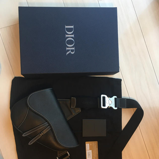 DIOR HOMME - Dior Men's Saddle メンズ サドル ボディバッグ