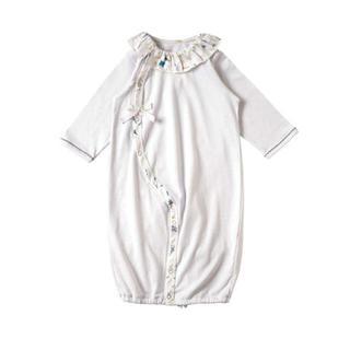 FICELLE - クーポンセール 薄手の2wayドレス ライトグレー 50-70cm