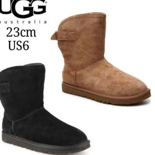 UGG - UGG ブーツ レモラ 未使用 23センチチェスナット