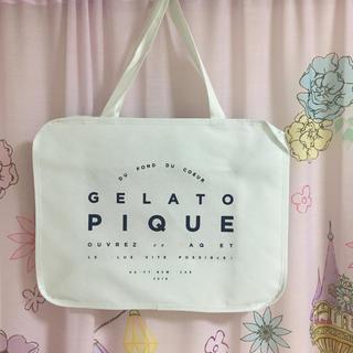 ジェラートピケ(gelato pique)のジェラートピケ ショッパー(ショップ袋)