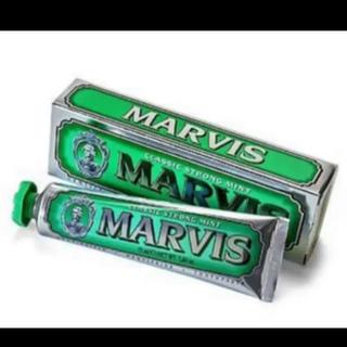 マービス(MARVIS)のMARVIS マービス 歯磨き粉 25ml(歯磨き粉)