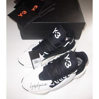 ワイスリー(Y-3)のY-3 BYW BBALL sneaker BC0337 スニーカー 25.5(スニーカー)