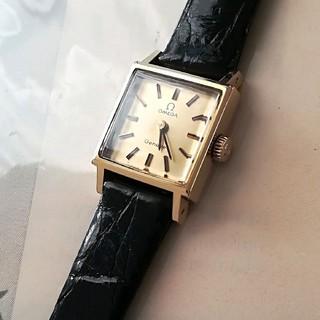 OMEGA - ⭐OH済 綺麗 オメガ 希少 スクエア レディースウォッチ 時計 卒業式 美品