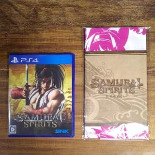 PlayStation4 - SAMURAI SPIRITS(サムライスピリッツ) PS4 特典付き