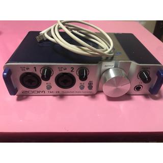 ズーム(Zoom)のZOOM TAC-2R オーディオインターフェース(オーディオインターフェイス)