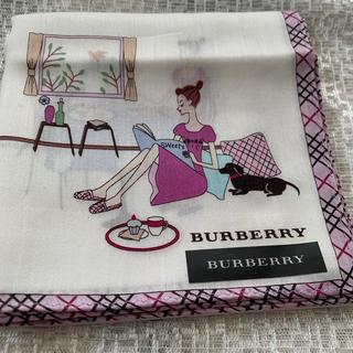 BURBERRY - バーバリー ハンカチ新品