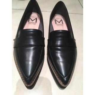 マミアン(MAMIAN)の【美品】MAMIAN プラットフォーム ローファー(ローファー/革靴)