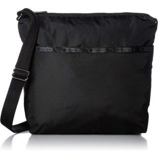 LeSportsac - レスポートサック 軽量 ショルダーバッグ ブラック