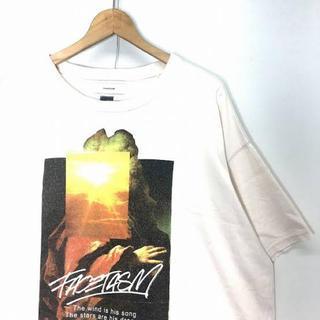 ファセッタズム(FACETASM)のFACETASM ファセッタズム BIGTシャツ ホワイト(Tシャツ/カットソー(半袖/袖なし))