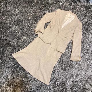 クードシャンス(COUP DE CHANCE)の春スーツ☆入学式にも☆上品セットアップSサイズ(スーツ)