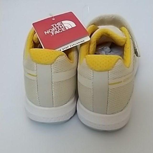 THE NORTH FACE(ザノースフェイス)の【新品・未使用】ノースフェイス✩ ベロシティ✩サイズ19cm キッズ/ベビー/マタニティのキッズ靴/シューズ(15cm~)(スニーカー)の商品写真