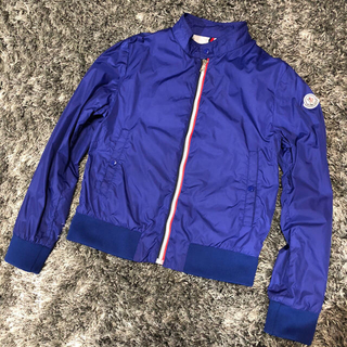 MONCLER - モンクレール 正規品 FABRICE  14A レディース ブルー 美品