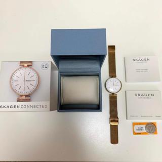スカーゲン(SKAGEN)のスカーゲン ハイブリッドスマートウォッチ 腕時計(腕時計)