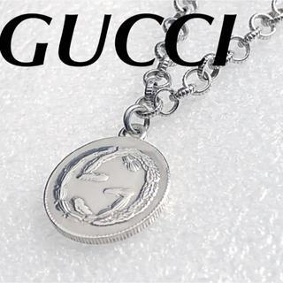 Gucci - 美品‼️GUCCI ヴィンテージコインネックレス