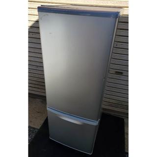 茨城「直接引き取り限定」パナソニック パーソナル冷蔵庫 NR-B174W(冷蔵庫)