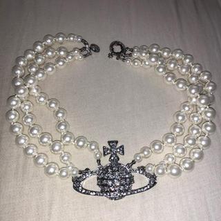 Vivienne Westwood - 新品 vivienne westwood パール チョーカー 真珠 ネックレス