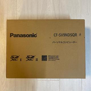 Panasonic - [新品] レッツノート SV9 ノートPC Panasonic ①