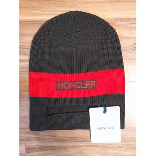 モンクレール(MONCLER)の❤️新品未使用❤️モンクレール MONCLER ニットキャップ 子供用(帽子)