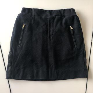 マカフィー(MACPHEE)の美品♡スタッズ ミニスカート(ミニスカート)